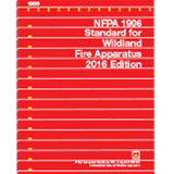 NFPA 1906: Standard for Wildland Fire Apparatus, 2016 Ed.