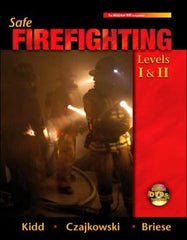 Safe Firefighting: Levels I & II w/ Student DVD