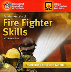 Instructor's Resource Manual for Fundamentals of Fire Fighter Skills, 2nd Ed.