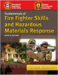 Fundamentals Fire Fighter Skills and Hazardous Materials Response, 4th Edition Student Workbook