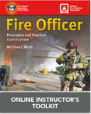 Fire Officer: Principles and Practice Instructor's Toolkit 4th Edition (Online)