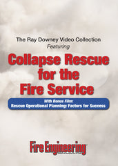 Collapse Rescue for the Fire Service