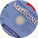 Wilderness and Rescue Medicine, 6th Edition Instructor's ToolKit CD-ROM
