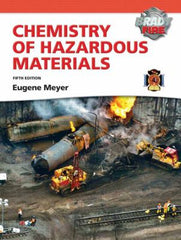 Chemistry of Hazardous Materials, 5th Ed.