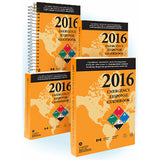 Emergency Response Guidebook (ERG) 2016