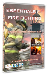 IFSTA's Essentials of Fire Fighting, 6th Edition, Knightlite Study Software