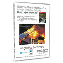 Evidence-Based Practices for Strategic and Tactical Firefighting, Knightlite Study Software