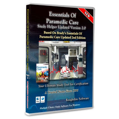 Essentials of Paramedic Care, 2nd Ed. Knightlite Study Software