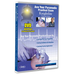 Ace Your Paramedic Practical Exam, Knightlite Study Software