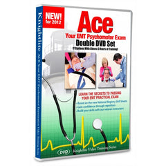 Ace Your EMT Psychomotor Exam, DVD