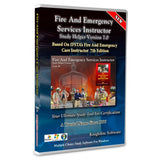 IFSTA's Fire and Emergency Services Instructor, 7th Ed., Knightlite Study Software