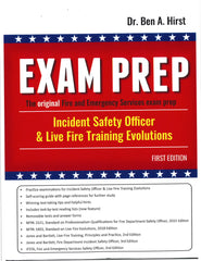 Exam Prep: Incident Safety Officer & Live Fire Training Evolutions