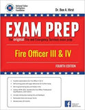 Exam Prep: Fire Officer III & IV, 4th Edition