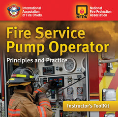 Fire Service Pump Operator: Principles and Practice, Instructor's Toolkit