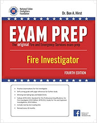 Exam Prep: Fire Investigator, 4th Edition