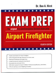 Exam Prep: Airport Firefighter, 4th Edition