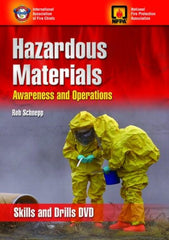 Hazardous Materials Awareness and Operations: Skills and Drills DVD