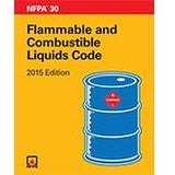 NFPA 30: Flammable and Combustible Liquids Code, 2015 Ed.