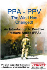 Positive Pressure Attack - Positive Pressure Ventilation: The Wind Has Changed! An Introduction to Positive Pressure Attack (DVD)