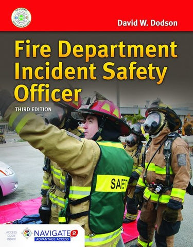 Fire Department Incident Safety Officer 3rd Edition