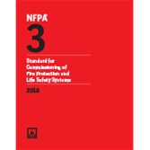 NFPA 3, Standard for Commissioning of Fire Protection and Life Safety Systems, 2018 Edition