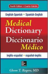 English-Spanish / Spanish-English Medical Dictionary
