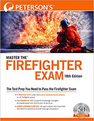 Master the Firefighter Exam, 18th Edition