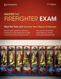 Master the Firefighter Exam, 17th Ed.
