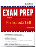 Exam Prep: Fire Instructor I & II, 6th Edition