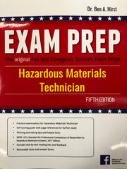 Exam Prep: Hazardous Materials Technician, 5th Edition