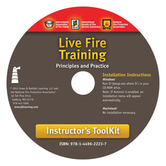 Live Fire Training: Principles and Practice, Instructor's Toolkit