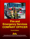 Fire and Emergency Services Company Officer, 4th Ed.