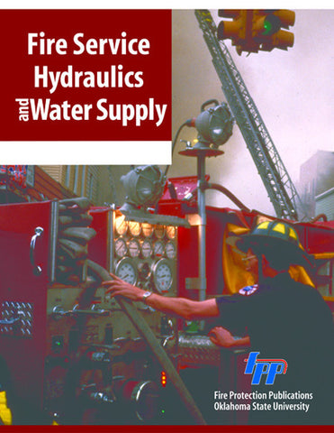 Fire Service Hydraulics Water Supply 1st Ed Old Edition