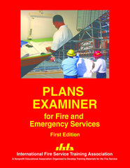 Plans Examiner for Fire and Emergency Services, 1st Ed. W/Plans