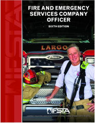 Fire and Emergency Services Company Officer, 6th Edition