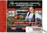 Fire and Emergency Services Company Officer, 6th Edition Curriculum USB Flash Drive