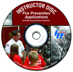 Instructor Disc for Fire Prevention Applications