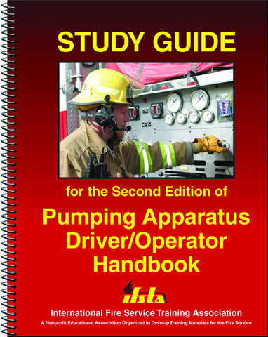 Study Guide For Pumping Apparatus Driver Operator Handbook
