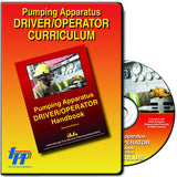 Curriculum CD-ROM for Pumping Apparatus Driver/Operator, 2nd Ed.