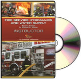 Curriculum CD/USB to Fire Service Hydraulics and Water Supply, 2nd Ed.