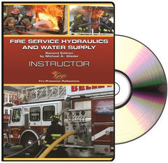 Curriculum Disc to Fire Service Hydraulics and Water Supply, 2nd Ed.