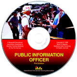 Public Information Officer, 1st Ed.