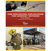 Fire Prevention Applications for the Company Officers, 1st Ed.
