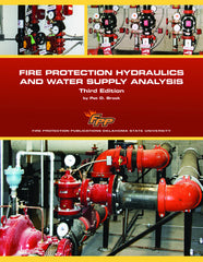 Fire Protection Hydraulics and Water Supply Analysis, 3rd Ed.