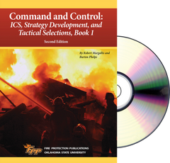 Command & Control: ICS, Strategy Development and Tactical Selections, Book 1, 2nd Ed. CD-ROM Study Guide