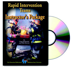 Rapid Intervention Teams Instructor's Package