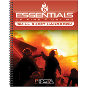 Skill Sheet Handbook for Essentials of Fire Fighting, 6th Edition
