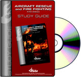 Aircraft Rescue and Fire Fighting Study Guide (CD-ROM), 5th Ed.