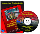 Fire and Emergency Services Company Officer Study Guide (CD-ROM), 4th Ed.