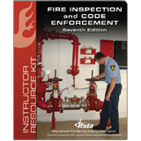 Instructor's Resource Kit for Fire Inspection & Code Enforcement, 7th Ed.
